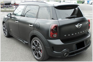 MINI-JOHN COOPER WORKS BLACK NIGHT-