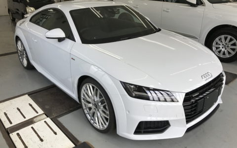 TT Coupe②